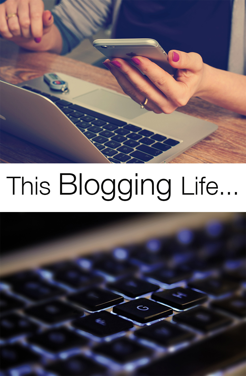 this blogging life